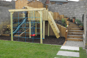 Custom Built Play Equipment