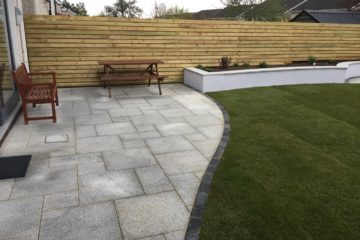 Louisa Valley, Leixlip Garden Redesign