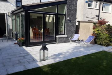 Low maintenance garden in Rathfarnham
